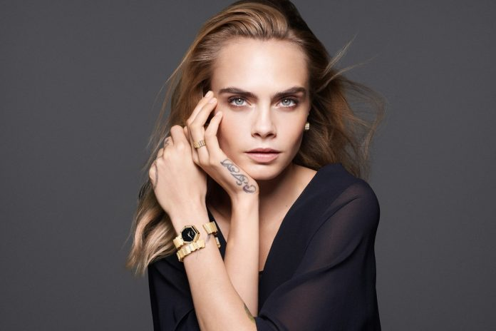 Dior Gem Cara Delevingne |  collection |  jewelry |  campaign |  video